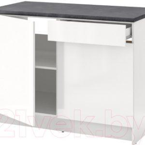 Шкаф-стол кухонный Ikea Поэнг Кноксхульт 003.369.17