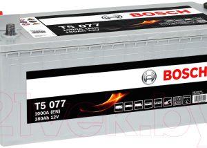 Автомобильный аккумулятор Bosch 0092T50770