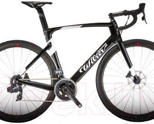 Велосипед Wilier 101AIR Disc Dura Ace Di 2 9170 Aksium / E101AIRDAI2DBLACKWHITTE