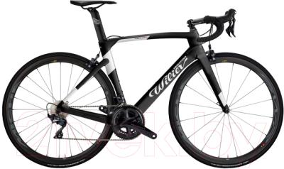 Велосипед Wilier 101AIR Disc Ulltegra 8020 Aksium / E0001FS32BLACKWHITTE