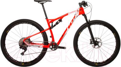 Велосипед Wilier 101FX'18 XT Di2 2x11 Fox 32 SC CrossMax Pro / E823TFCR