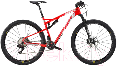 Велосипед Wilier 101FX GX 1x12 FOX 32 SC CrossMax Elite / E823TWGXRED