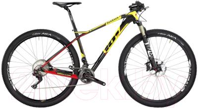 Велосипед Wilier 101X Sram Eagle GX 1x12 Fox 32 Crossmax Pro / E821EFCGXYELLRED