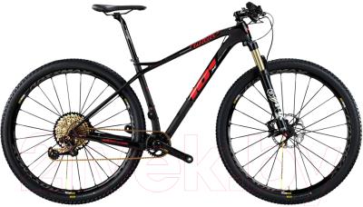 Велосипед Wilier 101X XT Mix 1x12 Marzocchi Z2 Crossmax / E822EFCXTMIXBLACKR
