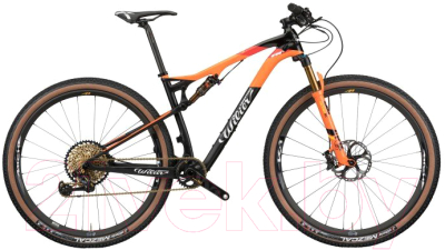 Велосипед Wilier 110FX'20 XX1 AXS Fox 32 SC CrossMax Pro / E923EK4Orange