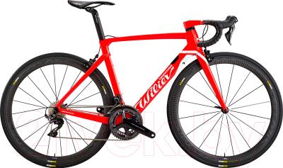 Велосипед Wilier 110Air Ultegra 8000 Cosmic Carbon / W704URed