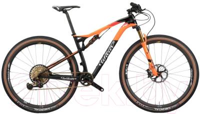 Велосипед Wilier 110FX'20 XTR 2x12 Fox 32 SC CrossMax Pro Carbon / E920EKKOrange