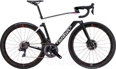 Велосипед Wilier 110NDR Disc Ulltegra 8020 Aksium / R110NDRDUBLACKWHITTE