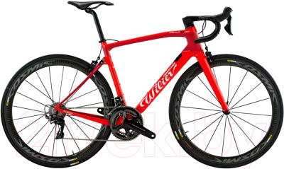 Велосипед Wilier 110NDR Disc Ultegra Di2 Cosmic Elite / E906DUDI2RED