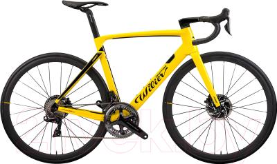 Велосипед Wilier 110PRO Dura-Ace 9100 Cosmic Pro Carbon / E909D10Yellow