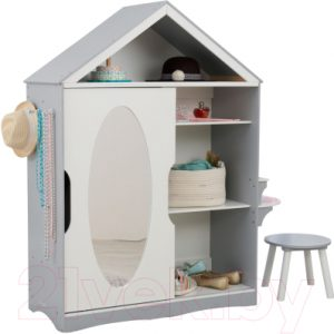 Шкаф для детской одежды KidKraft 13040-KE