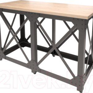 Барный стол Millwood Лофт Нельсон Л 180x80x112