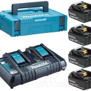 Набор аккумуляторов для электроинструмента Makita 198312-4