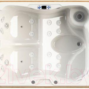 Ванна акриловая Radomir Мишель 205x155 / 1-30-0-0-0-051Б
