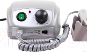 Аппарат для маникюра STRONG 207A/107II без педали с сумкой 35000 об/мин