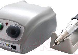 Аппарат для маникюра STRONG 207A/120 без педали с сумкой 30000 об/мин