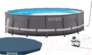 Каркасный бассейн Intex Ultra Frame / 26326NP