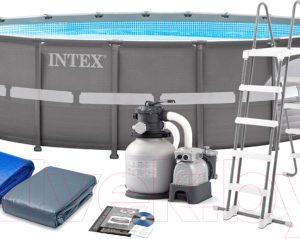 Каркасный бассейн Intex Ultra Frame / 26340NP