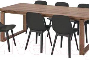 Обеденная группа Ikea Морбилонга/Одгер 293.050.72
