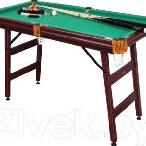 Бильярдный стол FORTUNA Пул 4фт 9 в 1 / 07738