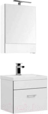 Комплект мебели для ванной Aquanet Верона 50 / 231053