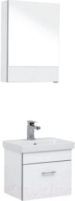 Комплект мебели для ванной Aquanet Верона 50 / 254065