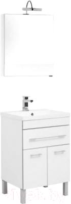Комплект мебели для ванной Aquanet Верона 58 / 230308