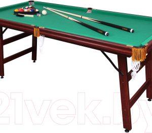 Бильярдный стол FORTUNA Пул 6фт / 04656