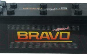 Автомобильный аккумулятор BRAVO 6СТ-225 Евро