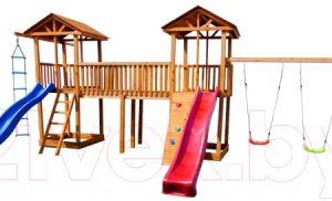 Игровой комплекс Можга Спортивный городок / СГ6-Р912-Р922