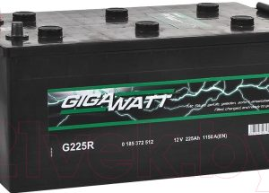 Автомобильный аккумулятор Gigawatt 725012115