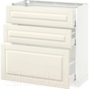 Шкаф-стол кухонный Ikea Метод/Максимера 992.327.32