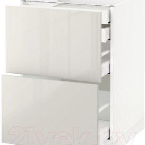 Шкаф-стол кухонный Ikea Метод/Максимера 992.344.01