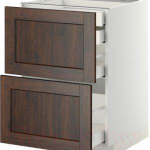 Шкаф-стол кухонный Ikea Метод/Максимера 992.347.07