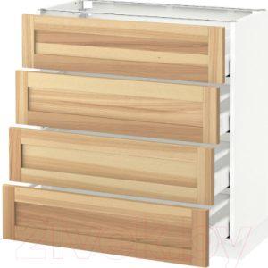 Шкаф-стол кухонный Ikea Метод/Максимера 992.355.42