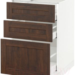 Шкаф-стол кухонный Ikea Метод/Максимера 992.364.57