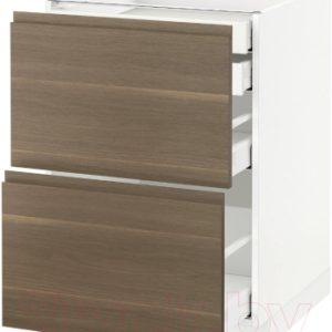 Шкаф-стол кухонный Ikea Метод/Максимера 992.369.28