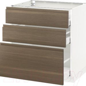 Шкаф-стол кухонный Ikea Метод/Максимера 992.385.31