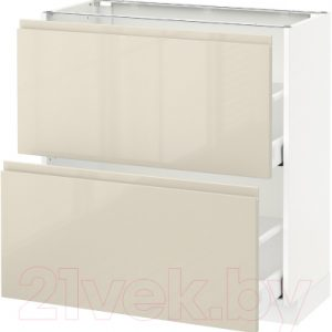 Шкаф-стол кухонный Ikea Метод/Максимера 992.387.29