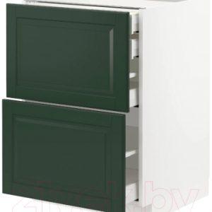 Шкаф-стол кухонный Ikea Метод/Максимера 993.119.08