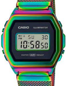 Часы наручные унисекс Casio A1000RBW-1ER