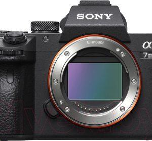 Беззеркальный фотоаппарат Sony A7 III Body / ILCE-7M3B