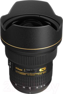 Широкоугольный объектив Nikon AF-S Nikkor 14-24mm f/2.8G ED