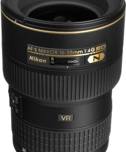 Широкоугольный объектив Nikon AF-S Nikkor 16-35mm f/4G ED VR