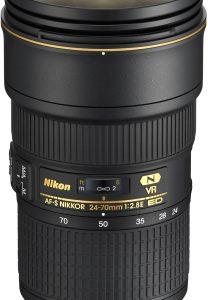Универсальный объектив Nikon AF-S Nikkor 24-70mm f/2.8E ED VR