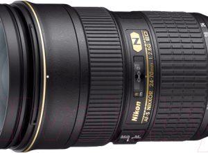 Универсальный объектив Nikon AF-S Nikkor 24-70mm f/2.8G ED