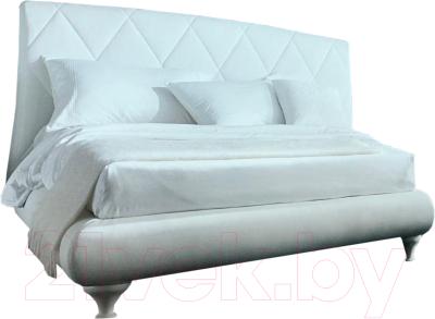 Двуспальная кровать Дамавер Alexia 180x200 / 3147PN