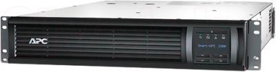 ИБП APC Smart-UPS 2200VA RM 2U LCD (SMT2200RMI2U)