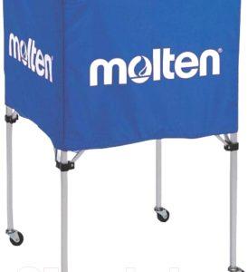 Корзина для хранения баскетбольных мячей Molten BK0012