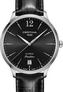Часы наручные унисекс Certina C021.810.16.057.00